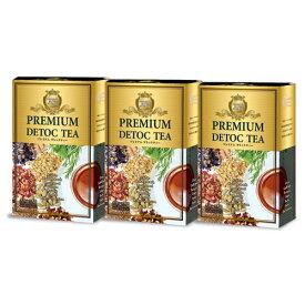 プレミアムデトックティー3箱セット|ティー 紅茶 健康食品 美容 お茶 健康茶 ミッシーリスト