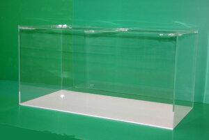 90×45×45 アクリル水槽 白底(5t)