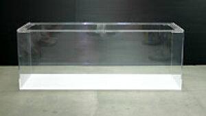 180×60×60アクリル水槽 白底(10t)