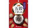 【三島食品】五穀ごましお 36g赤飯にピッタリ!黒えん麦、大麦、もちあわ、うるちひえ、キヌアの素朴な味わい!