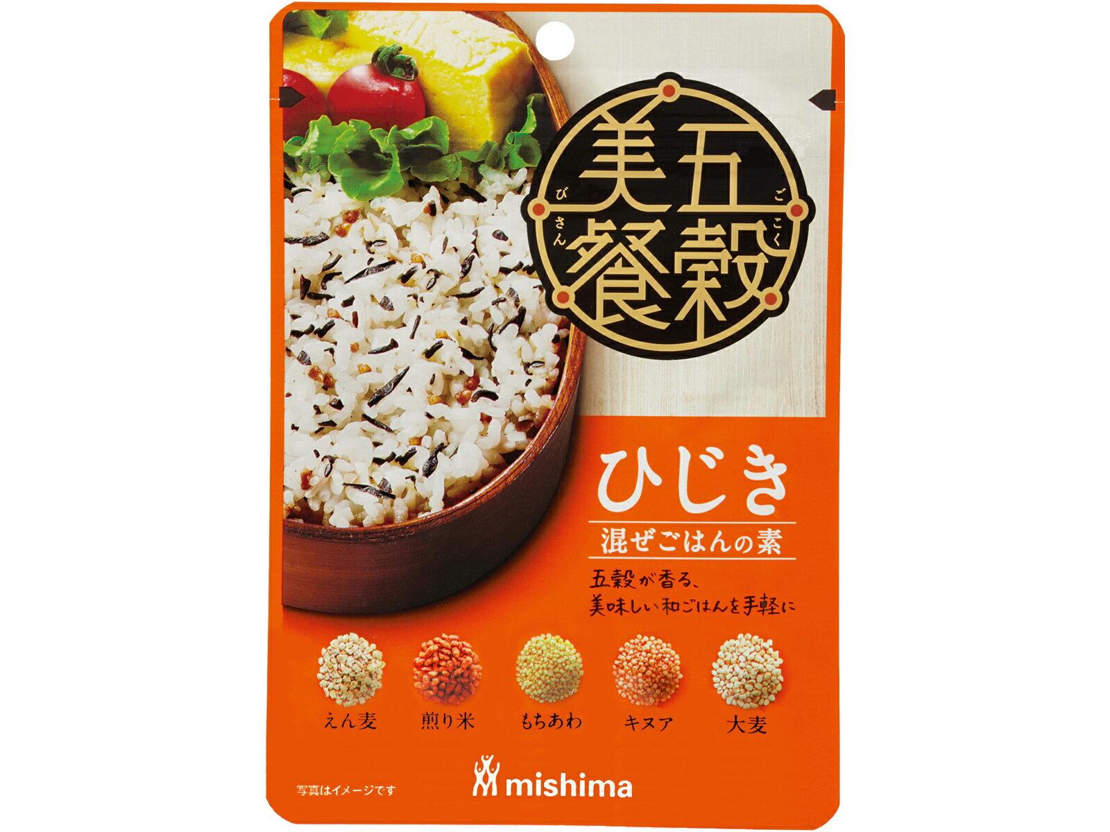 五穀美餐ひじき 24g