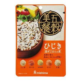 五穀美餐 ひじき 24g
