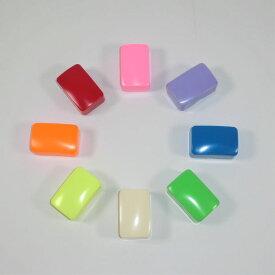 【箏爪入れ】箏爪用ケース 全8色 プラスチックケース