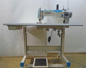 1本針本縫い自動糸切りミシンダイレクトモーター仕様。 モデルNO−SSM−H5-CZ3型ミシン 200V仕様 100V仕様は税別21,800円プラスになります。