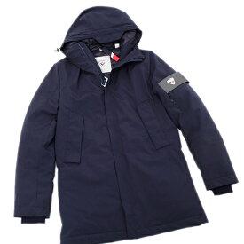 【サイズS】ロシニョール ROSSIGNOL MAXENCE PARKA フード付 中綿 ジャケット コート ネイビー [メンズ] RLHMJ50 726