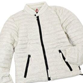 【サイズ50(L相当)】デュベティカ DUVETICA BACCODUE ダウンジャケット ホワイト系 [メンズ] U3771N00 1182 021 PAPIRO