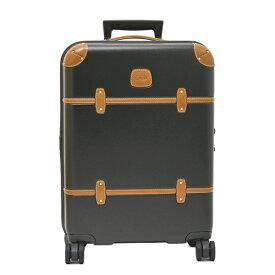 【GoToトラベル・国内旅行・日帰りから宿泊までお得にお出掛け♪】ブリックス BRIC'S BELLAGIO TROLLEY キャリーケース 4輪 スーツケース 36L(2〜3泊向け) 機内持込可 オリーブ [メンズ] [レディース] BBG28301 078 OLIVE