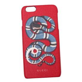 5bb8e67044 グッチ GUCCI スネークプリント iPhone6s plus用 スマホ ケース カバー レッド 454312 K7AO0 8465