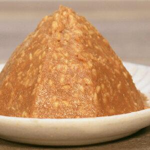 《玄米みそ 1kg》秋田県産発芽玄米 国産大豆 健康 体に優しい 中甘口