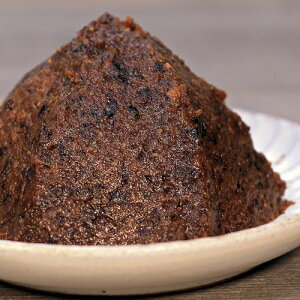 《丹波黒大豆 紀伊みそ 大和 300g》中甘 長期熟成 深いコク 珍しい味噌 一汁一菜 黒味噌黒みそ