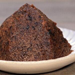 《丹波黒大豆 紀伊みそ 大和500g》中甘 長期熟成 深いコク 珍しい味噌 一汁一菜 黒味噌黒みそ 所さんお届けモノです!