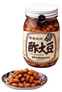 《酢大豆440g》高級鶴の子大豆使用 畑の肉 健康 栄養豊富 ご飯のお供 すっきり さっぱり スーパーフード 大豆製品
