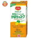 デルモンテ 豆乳でつくったかぼちゃスープ 1000ml紙パック×12(6×2)本入