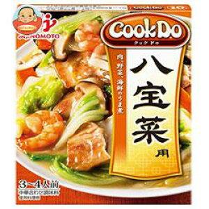 味の素 CookDo(クックドゥ) 八宝菜用 140g×10個入
