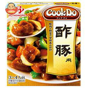 味の素 CookDo(クックドゥ) 酢豚用 140g×10個入