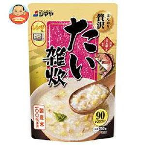 シマヤ ほんのり贅沢 たい雑炊 250g×10袋入