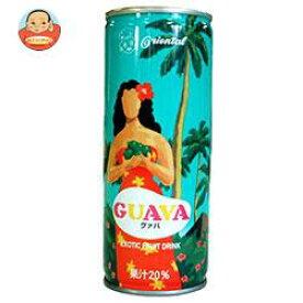 オリエンタル グァバ 250g缶×30本入