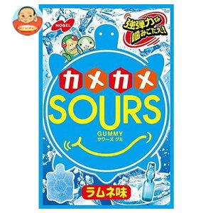 ノーベル製菓 カメカメサワーズ(SOURS) ラムネ味 45g×6袋入