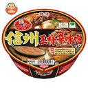 日清食品 麺ニッポン 信州王様辛味噌ラーメン 116g×12個入