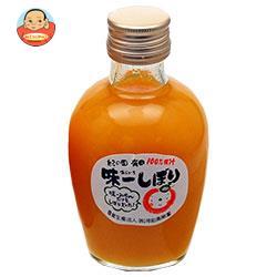 早和果樹園 味一しぼり 200ml瓶×24本入