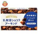 ロッテ 乳酸菌ショコラ アーモンドチョコレート 86g×10箱入