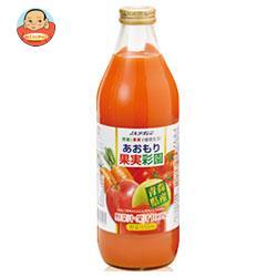 JAアオレン あおもり果実彩園 1L瓶×6本入