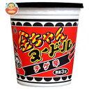 徳島製粉 金ちゃんヌードル チゲ辛 82g×12個入