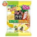オリヒロ ぷるんと蒟蒻ゼリー グレープフルーツ+パイナップル 20g×12個×12袋入