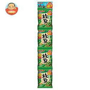 ギンビス 枝豆ノンフライ焼き4連 52g(13g×4)×12個入