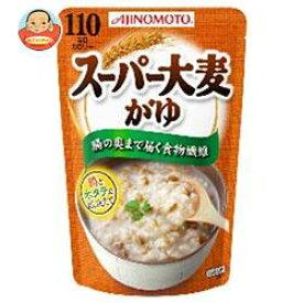 【送料無料】【2ケースセット】味の素 味の素KKおかゆ スーパー大麦がゆ 鶏とホタテのだし仕立て 250gパウチ×27(9×3)袋入×(2ケース) ※北海道・沖縄は別途送料が必要。