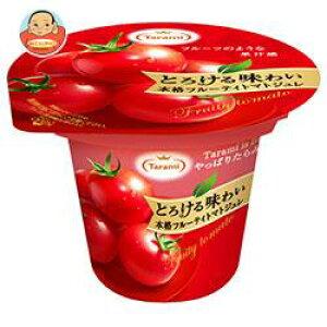 送料無料 【2ケースセット】たらみ とろける味わい 本格フルーティトマトジュレ 210g×18(6×3)個入×(2ケース) ※北海道・沖縄は別途送料が必要。