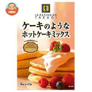 昭和産業 ケーキのようなホットケーキミックス 400g(200g×2袋)×6箱入