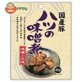 カンピー 国産豚ハツの味噌煮 45g×10袋入