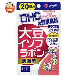 【7月21日(土)1時59まで全品対象 最大200円OFFクーポン発行中】DHC 大豆イソフラボン 20日分 40粒×1袋入