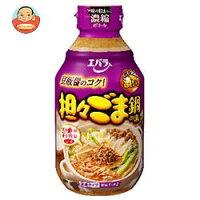 エバラ食品担々ごま鍋の素300ml瓶×12本入