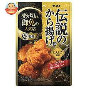 日本製粉 伝説のから揚げ粉 にんにく風味 100g×10袋入