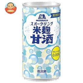 森永製菓 スパークリング米麹甘酒 190ml缶×30本入