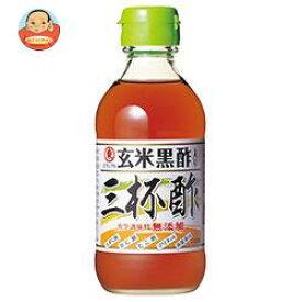 ヒガシマル醤油 三杯酢 200ml瓶×12本入