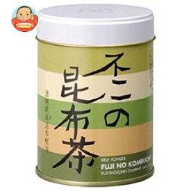 不二食品 不二の昆布茶 70g缶×6個入