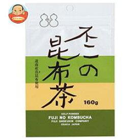 不二食品 不二の昆布茶 160g×10袋入