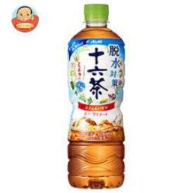 アサヒ飲料 脱水対策 十六茶 630mlペットボトル×24本入