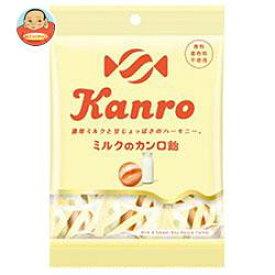送料無料 【2ケースセット】カンロ ミルクのカンロ飴 70g×6袋入×(2ケース) ※北海道・沖縄は別途送料が必要。