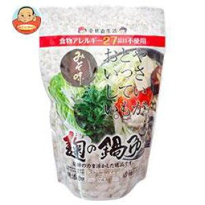 送料無料 【2ケースセット】樽の味 麹の鍋つゆ 味噌風味 680g×12袋入×(2ケース) ※北海道・沖縄は別途送料が必要。