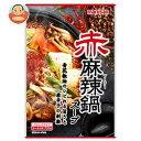 マルサンアイ 赤麻辣鍋スープ 720g×8袋入