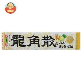 龍角散 龍角散ののどすっきり飴 シークヮーサー味スティック 10粒×10個入