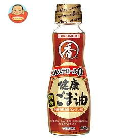 J-オイルミルズ AJINOMOTO 健康調合ごま油 160g瓶×12本入