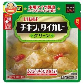 いなば食品 チキンとタイカレー グリーンカレー 170g×6袋入