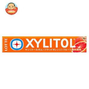 ロッテ キシリトールガム ブラッドオレンジ 14粒×20個入