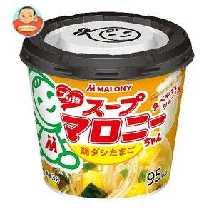 マロニー スープマロニーちゃん 鶏ダシたまご 28g×12(6×2)個入