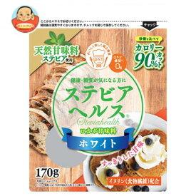 送料無料 【2ケースセット】日本リコス ステビアヘルス ホワイト 170g袋×6袋入×(2ケース) ※北海道・沖縄は別途送料が必要。
